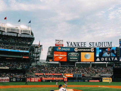 Estadio de los Yankees en Bronx